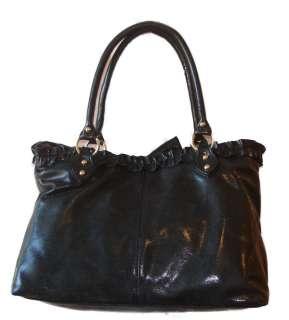 Steve Madden Handbag Harmony Convertible Tote Black