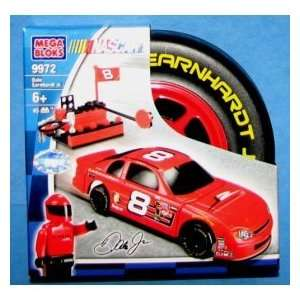 Nascar Dale Earnhardt Jr Mega Bloks Race Car Set