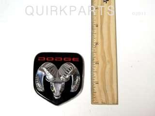 2002 2003 Dodge Ram Dakota Durango NEW MOPAR OE Front Grille Emblem