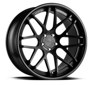 19 STAGGERED VERTINI HENNESSEY 5X120 WHEELS RIM FIT BMW 550 M5 650I