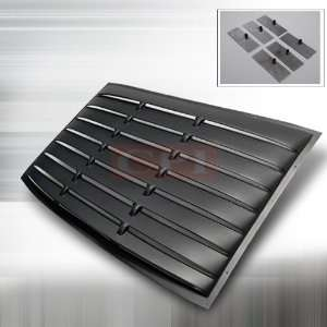 Ford Mustang Rear /Back Glass Window Louver PERFORMANCE Automotive