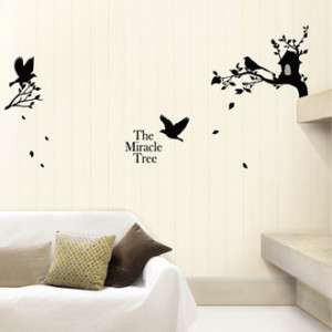 Miracle Tree ★Home Deco Wall Graphic Stickers GS58801