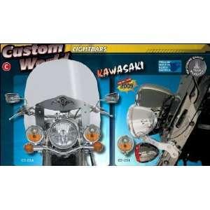 Spot Lamps Type E   Kawasaki Vulcan 2000 Classic LT 07 Automotive