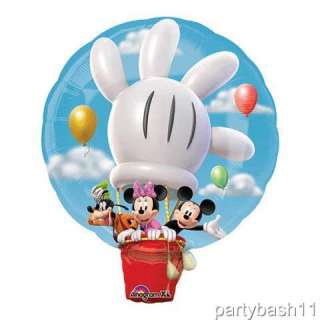 Mickey & Minnie Mouse Club House Party   ALL YOU NEED
