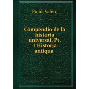 Compendio de la historia universal. Pt. 1 Historia antiqua