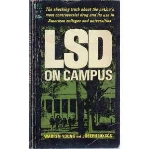 LSD on Campus Warren & Hixson, Joseph Young, Photo Cover Books