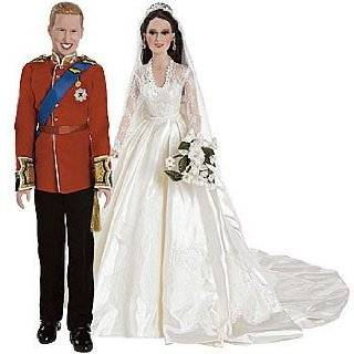 Prince William and Kate Middleton Royal Wedding Dolls   Collectors