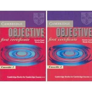 Set (2 Cassettes) (9780521625739): Annette Capel, Wendy Sharp: Books
