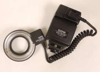Sunpak TTL Ring Light Flash Auto DX 8R f/Nikon ~ MINT