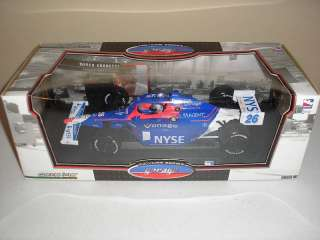 2007 MARCO ANDRETTI signed 1/18 DIECAST INDY CAR 500 wC
