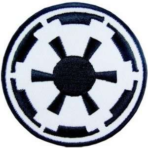Star Wars Imperial Empire Logo 1 Iron On Patches