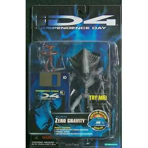 Independence Day Zero Gravity Alien Toys & Games