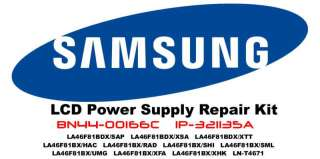 SAMSUNG LCD Power Repair Kit for BN44 00166C IP 321135A