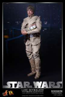 HOT TOYS Star Wars  Luke Skywalker (Bespin Outfit) DX series NIB