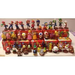Super Mario Mini 41pcs Figures Toys & Games