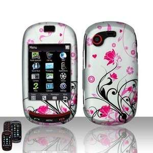 Pink Wines Hard Case Cover for Samsung Gravity T T669