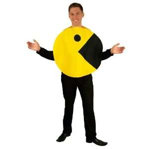 Lets Party By InCogneato Pac Man 2D Profile Adult Costume