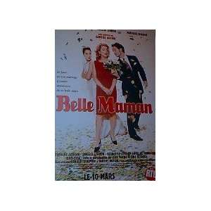 BELLE MAMAN (FRENCH ROLLED) Movie Poster
