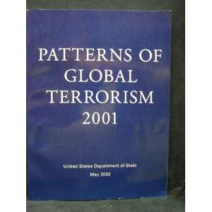 Patterns of Global Terrorism, 1999: United States Department of
