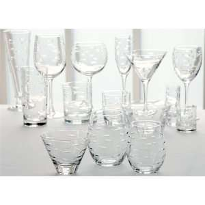 School of Fish Iced Tea Glasses: Kitchen & Dining