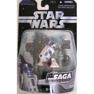 Star Wars Saga Collection The Empire Strikes Back R2 D2