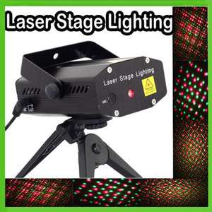 Red Laser Stage Party Light DJ Disco Club /Green Purple Red Laser Pen