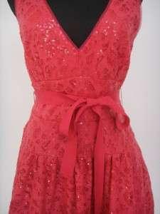 BCBG Max Azria KATARINA SEQUINED DRESS