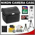 nikon coolpix digital camera case for l24 l26 l810 l110