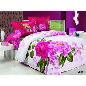 Le Vele Vera   Duvet Cover Bed in Bag   Full / Queen Bedding