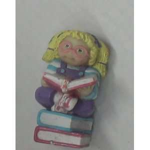 Vintage PVC Figure Cabbage Patch Kids /Books Everything Else