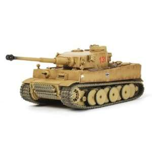 Forces of Valor 1/72 German Tiger I Tank Model Kit: Toys & Games