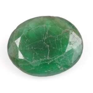 3.30 Ct Magnificent Natural Zambian Green Emerald Oval
