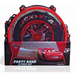Disney Cars Party Band Toys & Games