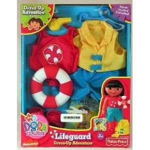 Dora the Explorer   Lifeguard   DressUp Adventure Toys & Games
