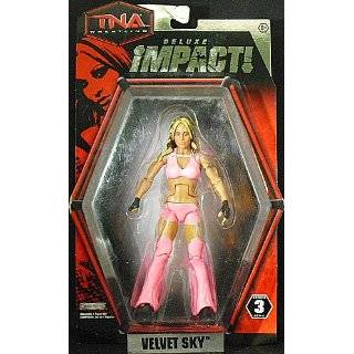 WWE Wrestling Action Figures Exclusive Mickie James Toys