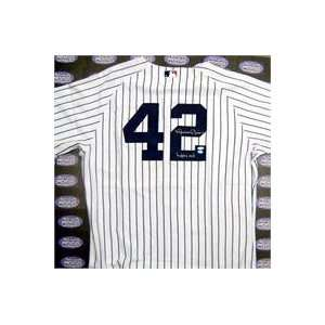 Mariano Rivera autographed Signed (New York Yankees) Jersey Lights