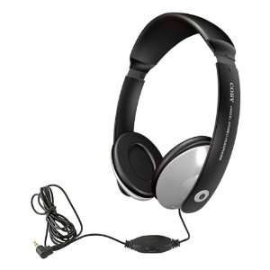 CV 121 Digital Stereo Headphones with Volume Control Electronics