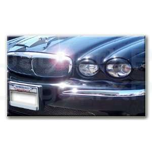 2006 jaguar s type s type chrome grill grille kit 2000. Black Bedroom Furniture Sets. Home Design Ideas