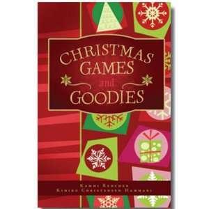 Christmas Games and Goodies (9781599551807): Kimiko
