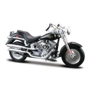 2004 Harley Davidson FLSTFI Fat Boy Series 29 Toys & Games