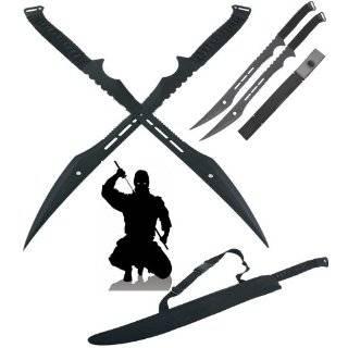 Twin Ninja Sword Set