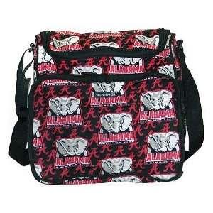 Alabama Crimson Tide Crimson Diaper Bag