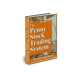 Penny stocks trading system