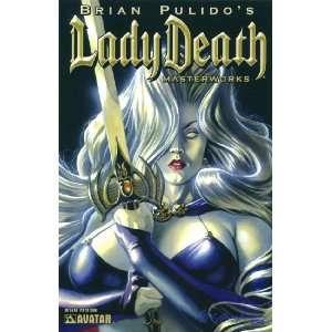 Lady Death Masterworks (2007 Brian Pulidos) # 1: Books