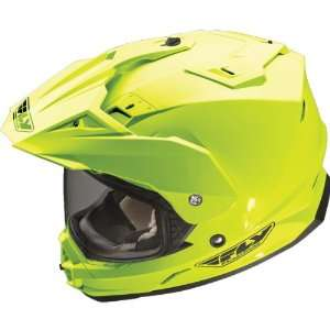 Fly Racing Trekker Adult Sports Bike Motorcycle Helmet w