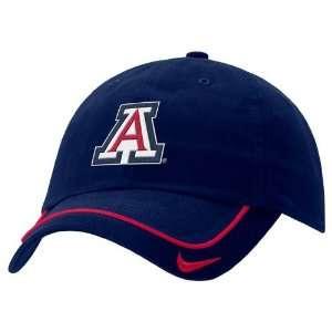 Nike Arizona Wildcats Navy Blue Turnstyle Hat