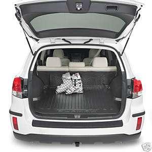 Subaru Outback 2010 Rear Seat Back Cargo Net