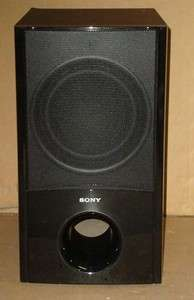 Sony SS WP36 Subwoofer HT SS360   Light Scratches