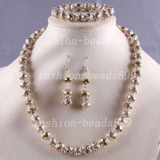 Swarovski Crystal Loose Beads Necklace Bracelet Earrings Series E603