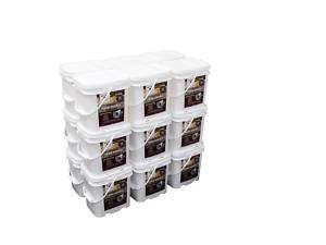 Meals a Day Total 2160 Meals Freeze Dried Food Long Term Storage MRE